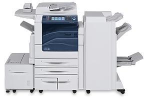 Купить МФУ Xerox WorkCentre 7855 (WC7855) фото 2