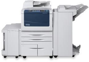 Купить МФУ Xerox WorkCentre 5855 (WC5855) фото 2