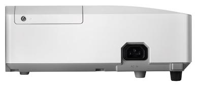 Купить Проектор Hitachi CP-X2015WN (CP-X2015WN) фото 3