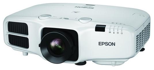 Купить Проектор Epson EB-4750W (EB-4750W) фото 3