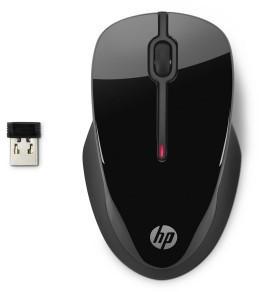 Купить Мышь HP H4K65AA Black-Silver USB (H4K65AA) фото 2