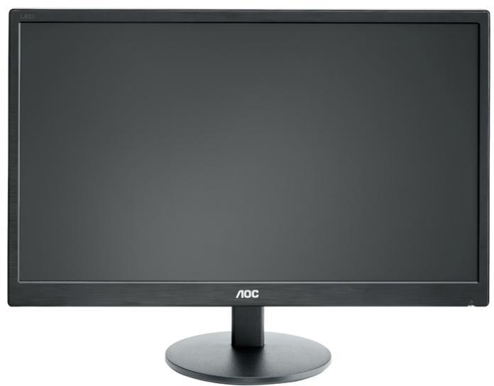 Купить Монитор AOC E2470Swda (E2470Swda) фото 1