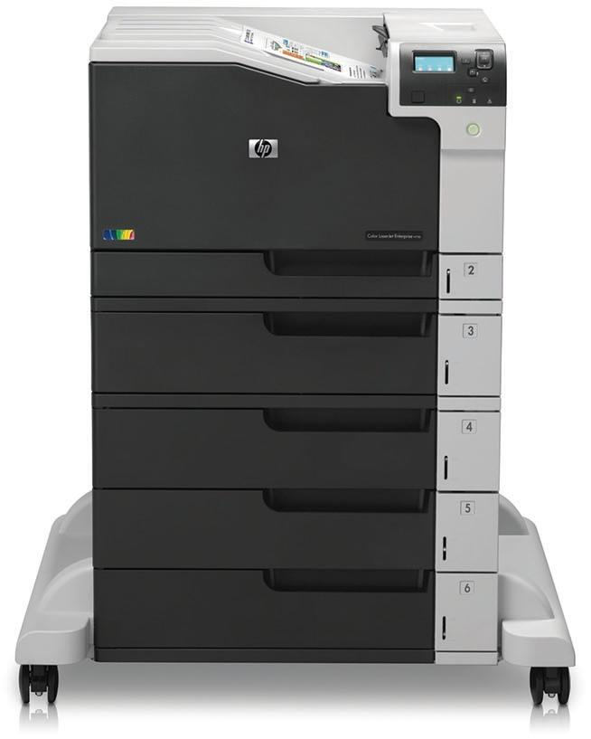 Купить Принтер HP Color LaserJet Enterprise M750xh (D3L10A) фото 1