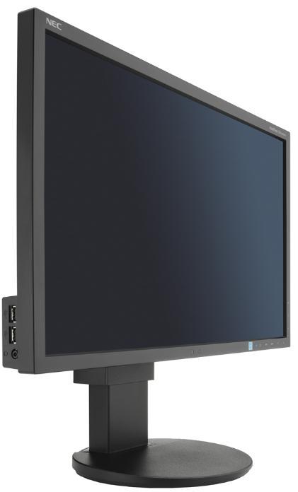 Купить Монитор NEC MultiSync EA234WMi (EA234WMI-BK) фото 2