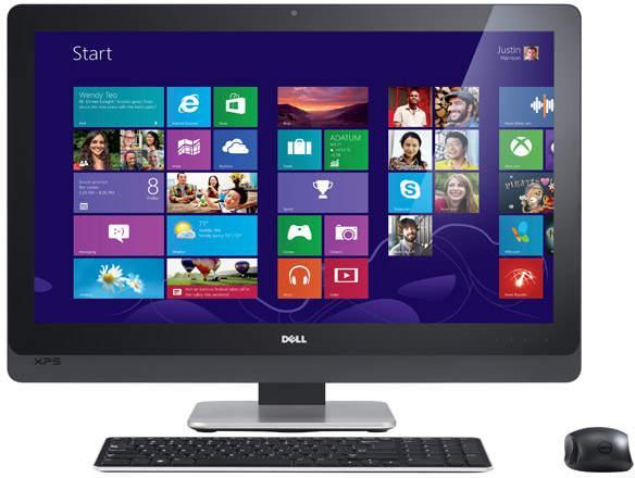 Купить Моноблок Dell XPS One 2720 (2720-7796) фото 2