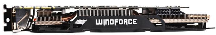 Купить Видеокарта Gigabyte GeForce GTX 970 1114Mhz PCI-E 3.0 4096Mb 7000Mhz 256 bit 2xDVI HDMI HDCP (GV-N970WF3OC-4GD) фото 3