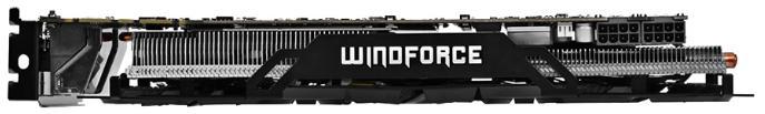 Купить Видеокарта Gigabyte GeForce GTX 980 1178Mhz PCI-E 3.0 4096Mb 7000Mhz 256 bit 2xDVI HDMI HDCP (GV-N980WF3OC-4GD) фото 3