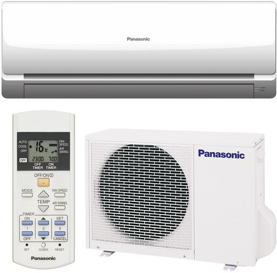 Купить Сплит-система Panasonic CS/CU-YW9MKD (CS/CU-YW9MKD) фото 2