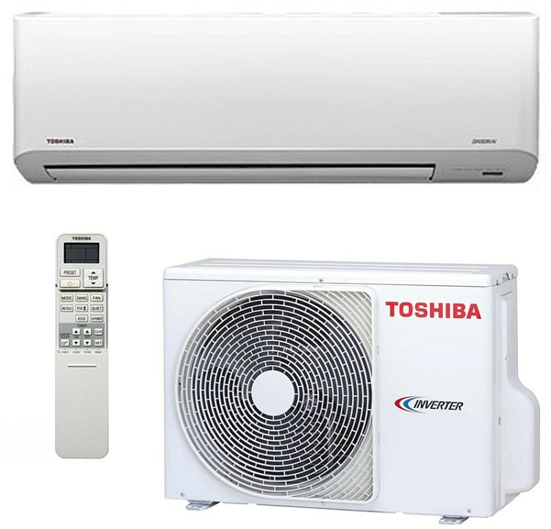 Купить Сплит-система Toshiba RAS-10N3KVR-E (RAS-10N3KVR-E) фото 1