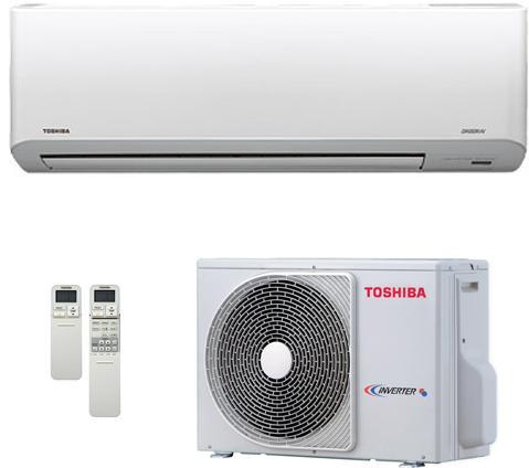 Купить Сплит-система Toshiba RAS-10N3KV-E (RAS-10N3KV-E) фото 1
