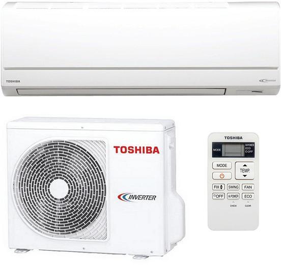 Купить Сплит-система Toshiba RAS-13EKV-EE (RAS-13EKV-EE) фото 1