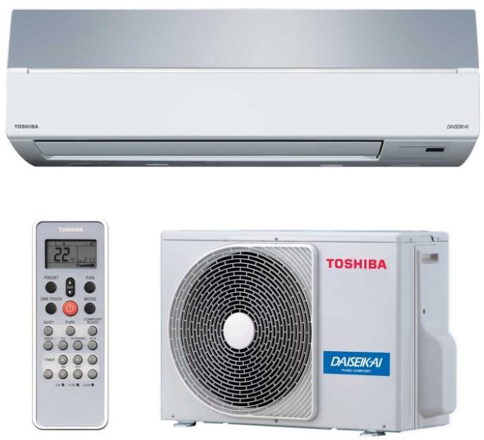 Купить Сплит-система Toshiba RAS-13SKVR-E2 (RAS-13SKVR-E2) фото 1