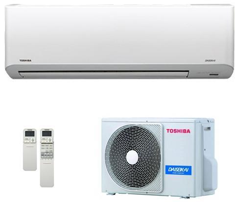 Купить Сплит-система Toshiba RAS-22N3KVR-E (RAS-22N3KVR-E) фото 1