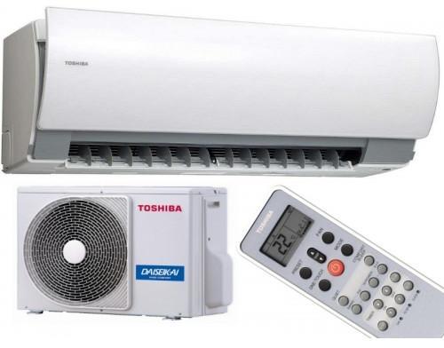 Купить Сплит-система Toshiba RAS-10PKVP-ND (RAS-10PKVP-ND) фото 1