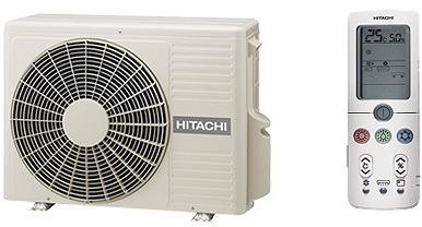 Купить Сплит-система Hitachi RAC-10XH1 (RAC-10XH1) фото 2