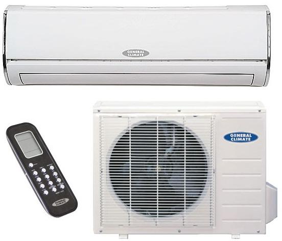 Купить Сплит-система General Climate GC-EAR09HRN1 (GC-EAR09HRN1) фото 1
