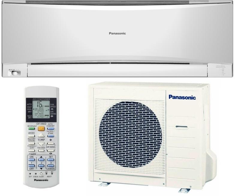 Купить Сплит-система Panasonic CS-A24JKD (CS-A24JKD) фото 2