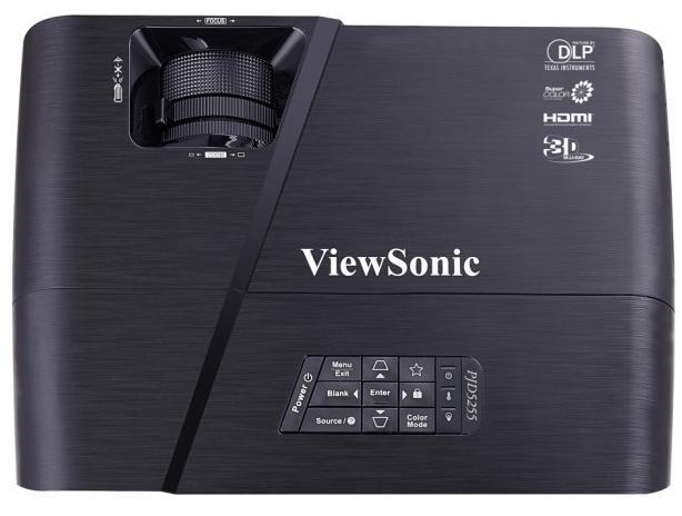 Купить Проектор ViewSonic PJD5255 (PJD5255) фото 3