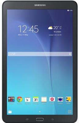 Купить Планшет Samsung Galaxy Tab E (SM-T561NZKASER) фото 1