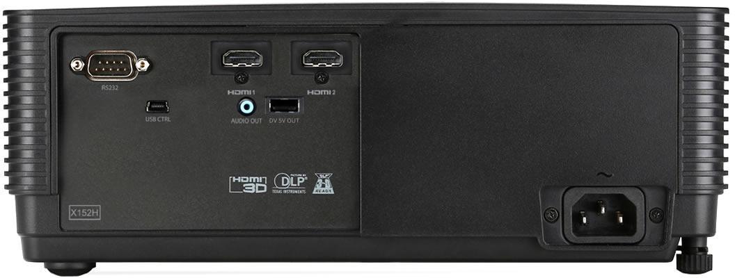 Купить Проектор Acer X152H (MR.JLE11.001) фото 2