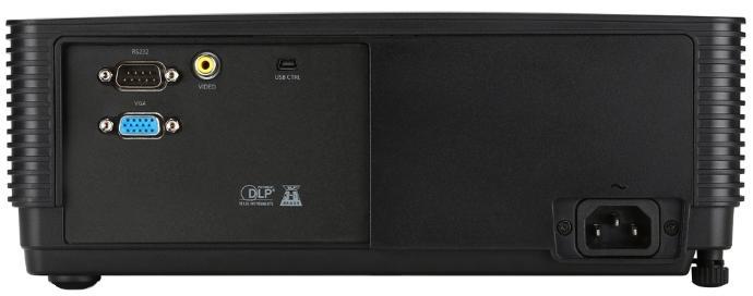 Купить Проектор Acer X122 (MR.JKT11.001) фото 3
