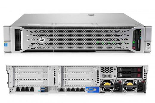 Купить Сервер в стойку HP ProLiant DL380 G9 (826682-B21) фото 2