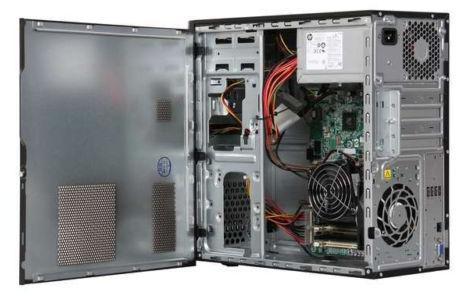 Купить Сервер напольный HP ProLiant ML10 G9 (837826-421) фото 3