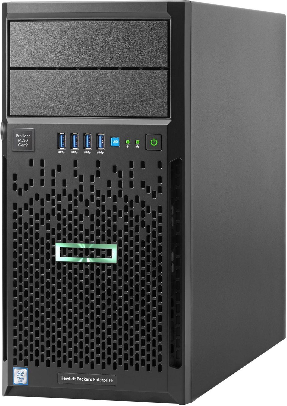 Купить Сервер напольный HP ProLiant ML30 G9 (830893-421) фото 1