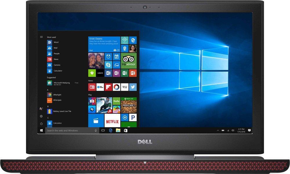 Купить Ноутбук Dell Inspiron 7567 (7567-9347) фото 1