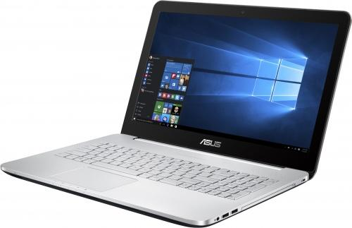 Купить Ноутбук Asus VivoBook Pro N552VW-FY242R (90NB0AN1M03040) фото 2