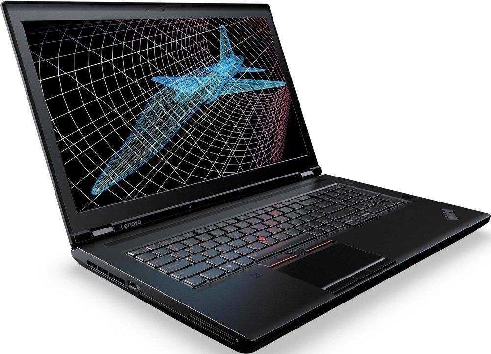 Купить Ноутбук Lenovo ThinkPad P71 (20HK0004RT) фото 1