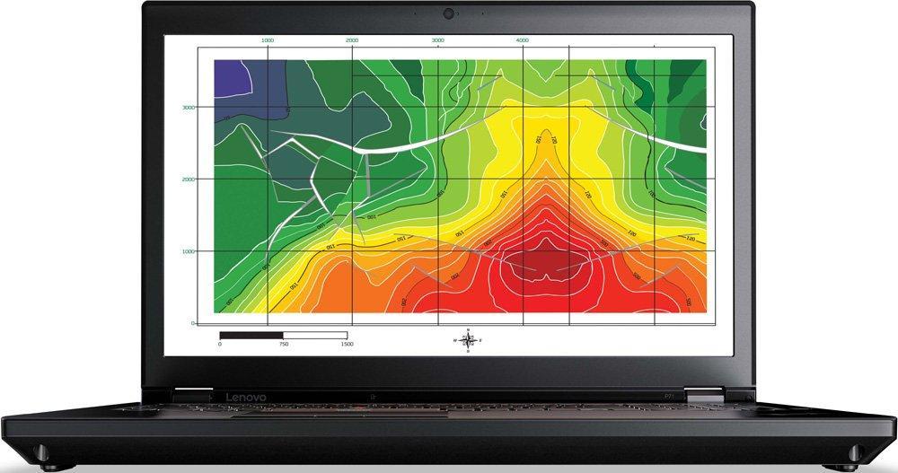 Купить Ноутбук Lenovo ThinkPad P71 (20HK0004RT) фото 2