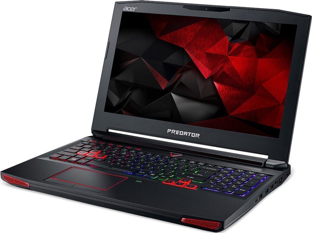 Купить Ноутбук Acer Predator G9-593-714Q (NH.Q1CER.004) фото 1