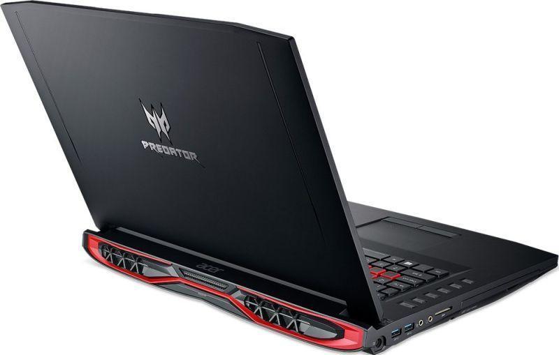Купить Ноутбук Acer Predator G9-793-72QZ (NH.Q1UER.005) фото 2