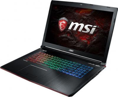 Купить Ноутбук MSI GP72MVR 7RFX(Leopard Pro-635RU (9S7-179BC3-635) фото 2