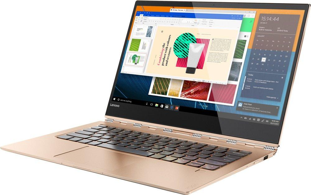 Купить Ультрабук Lenovo IdeaPad YOGA 920-13IKB (80Y7001TRK) фото 1