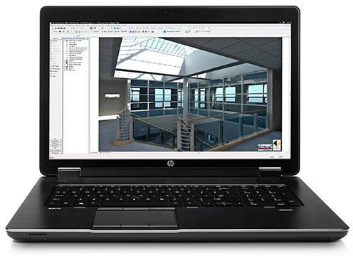 Купить Ноутбук HP ZBook 17 G4 (Y6K25EA) фото 2