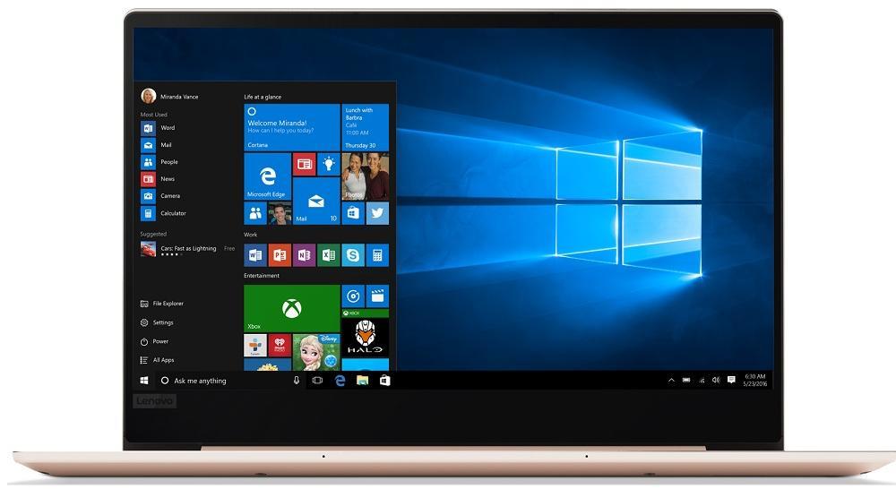 Купить Ноутбук Lenovo IdeaPad 720S-13IKB (81A80072RK) фото 2