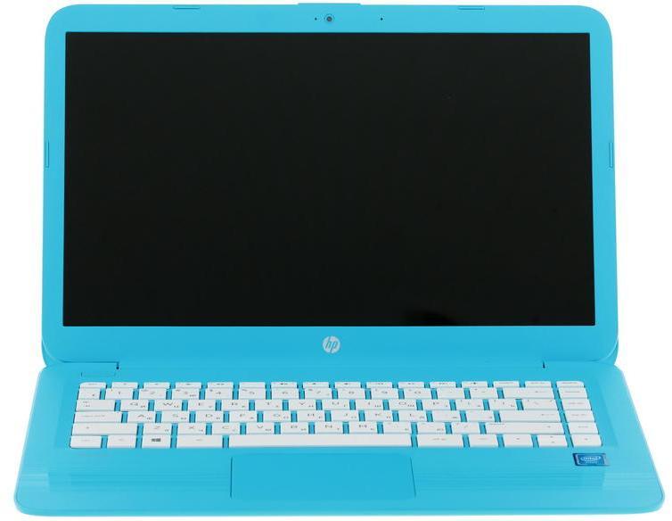 Купить Ноутбук HP Stream 14-ax015ur (2EQ32EA) фото 1