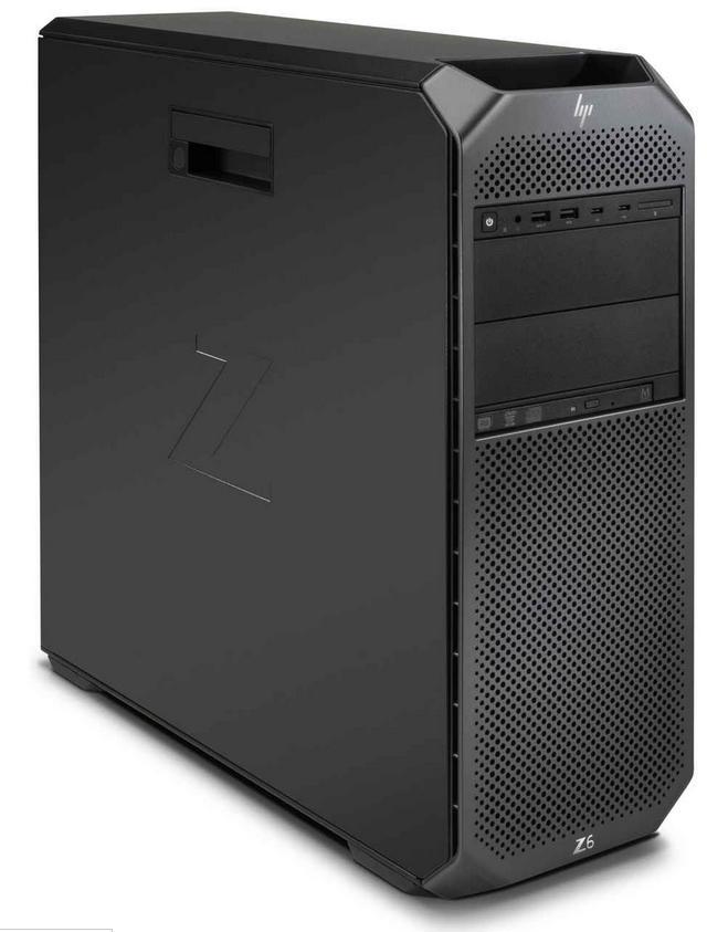Купить Компьютер HP Z6 G4 Workstation (2WU45EA) фото 1