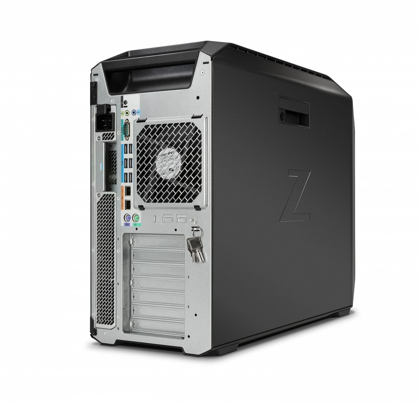 Купить Компьютер HP Z8 G4 Workstation (2WU47EA) фото 2