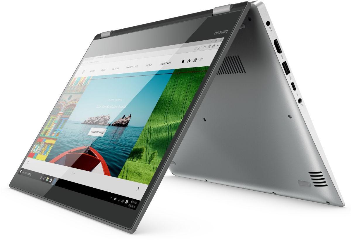 Купить Ультрабук Lenovo Yoga 520-14IKBR (80X8008TRK) фото 2