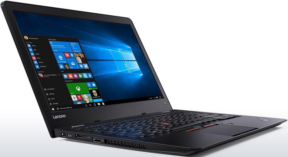 Купить Ноутбук Lenovo ThinkPad 13 (20J1005DRT) фото 2