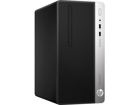Купить Компьютер HP ProDesk 400 G4 Microtower (1JJ51EA) фото 1