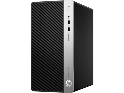 Купить Компьютер HP ProDesk 400 G4 Microtower (1JJ51EA) фото 2