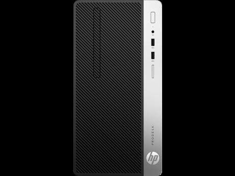 Купить Компьютер HP ProDesk 400 G4 Microtower (1JJ51EA) фото 3