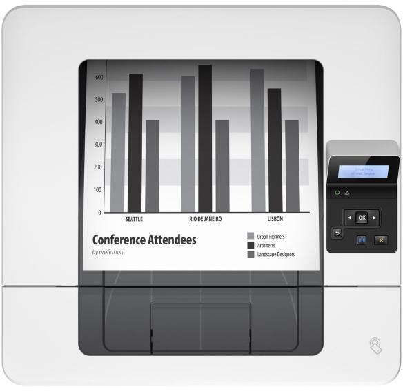 Купить Принтер HP LaserJet Pro M402dw (C5F95A) фото 2