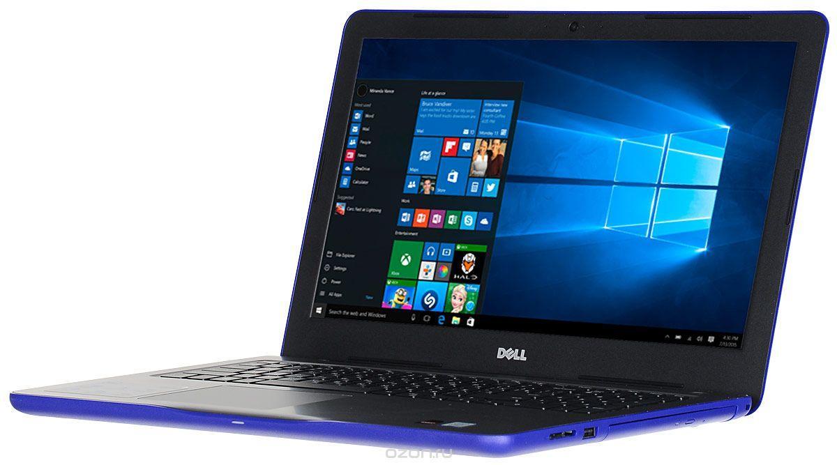 Купить Ноутбук Dell Inspiron 5570 (5570-7819) фото 2