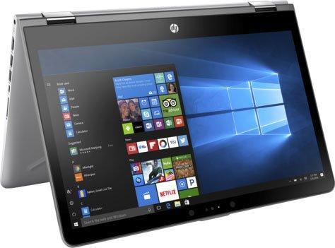 Купить Ноутбук HP Pavilion x360 14-cd0018ur (4JV27EA) фото 1