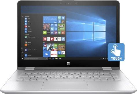 Купить Ноутбук HP Pavilion x360 14-cd0018ur (4JV27EA) фото 2
